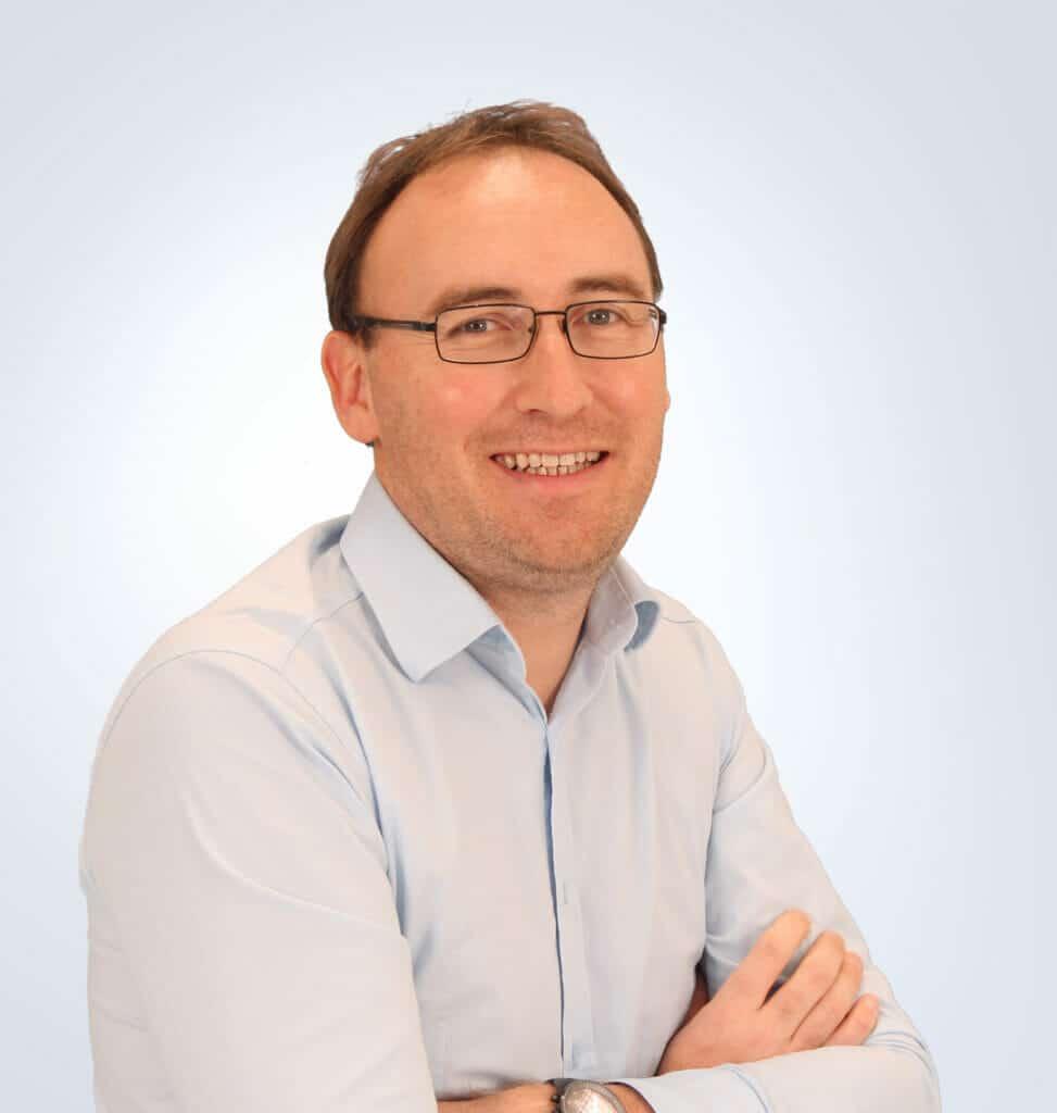 Jean-Pol Detiffe, CEO y fundador de OncoDNA