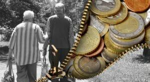 las pensiones aumentan en febrero de 2020