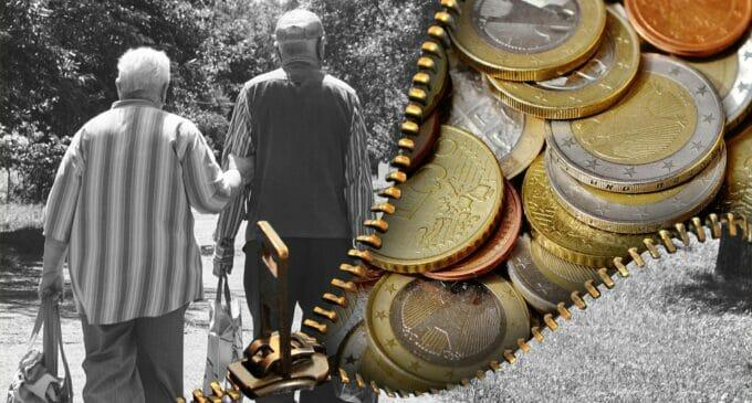 Subida de las pensiones: más temblores para el sistema