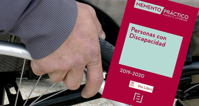 Reunida en este libro toda la normativa en materia de discapacidad