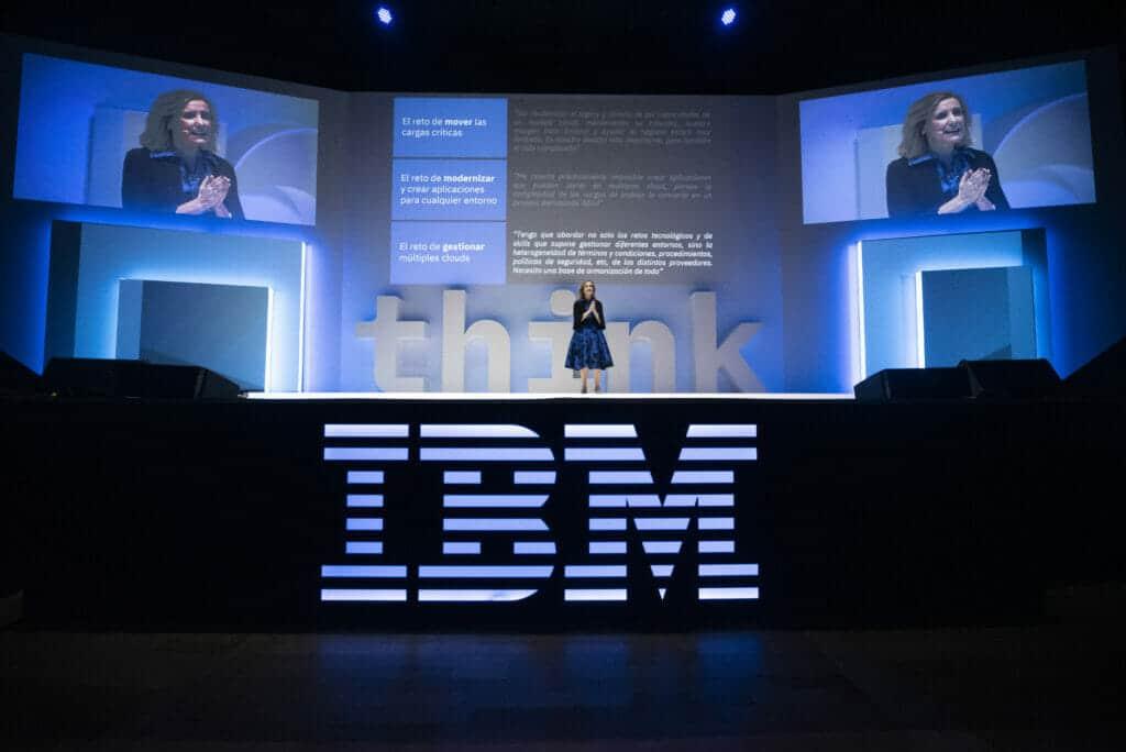 IBM es un caso de éxito en Experiencia de Cliente.