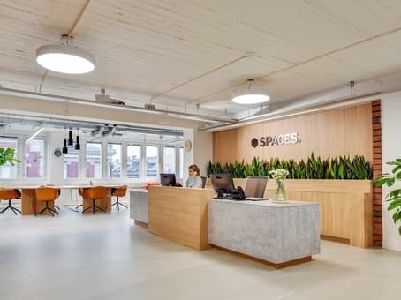 oficina de Bilbao que oferta Regus