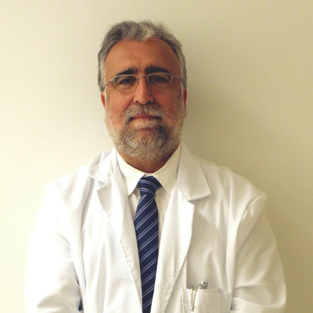 José Antonio Ortega, jefe del servicio de Oncología del Hospital Quirónsalud Málaga y Marbella.