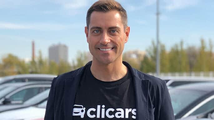 Pablo Fernandez, fundador de Clicars