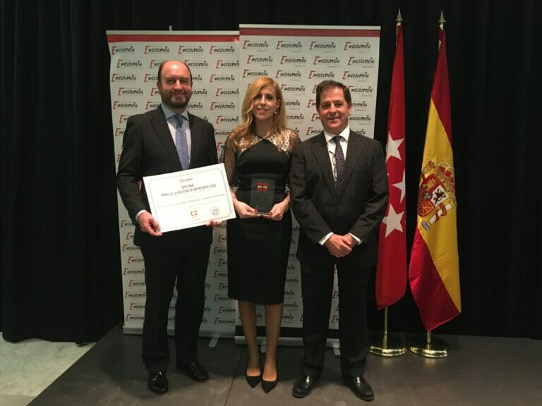 Premio Excelencia Empresarial 2020_Medicina Funcional