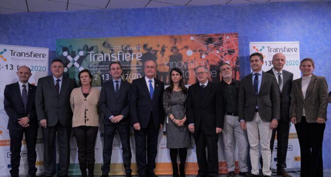 Málaga ya se engalana para una cita clave para la I+D: Transfiere 2020