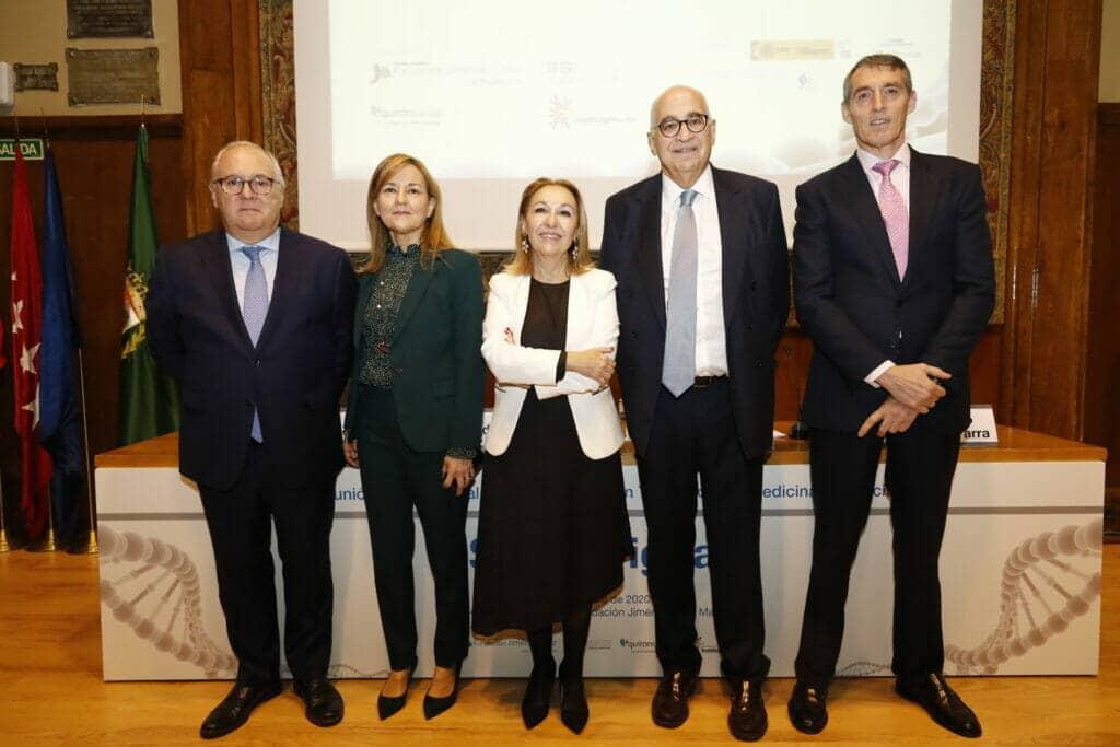 protagonistas de la 15ª Reunión Internacional sobre Investigación Traslacional y Medicina de Precisión