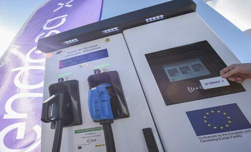 Gasexpress dispondrá de 78 puntos de recarga para vehículos eléctricos