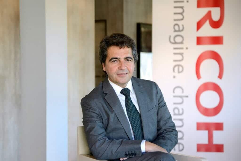 Ramon Martín RICOH
