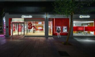 Nuevos préstamos preconcedidos de Santander a autónomos y micropymes