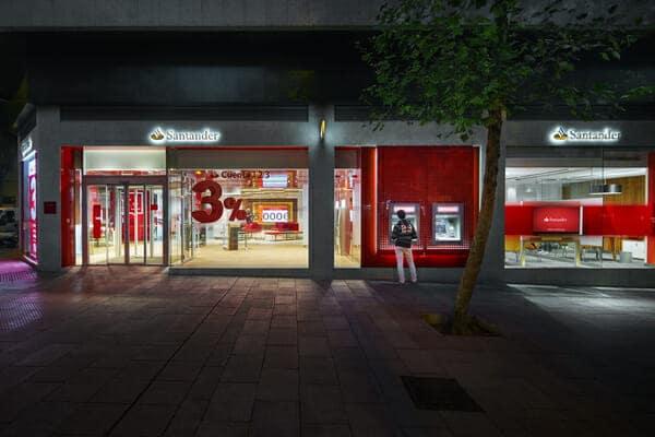 Sucursal Smart Red de Banco Santander