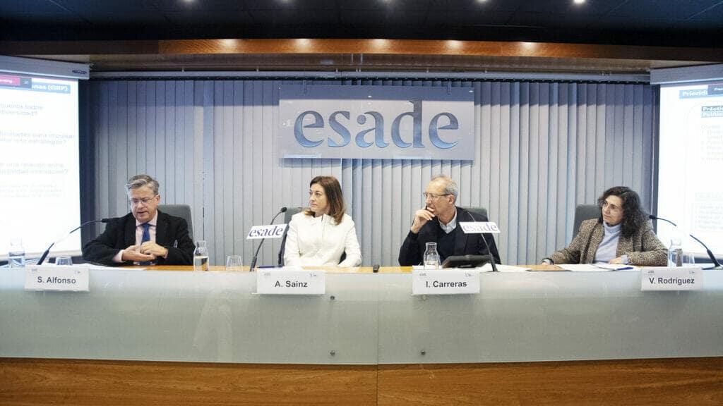 sesion diversidad SERES ESADE