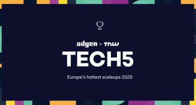 Tech5 selecciona a las 5 startups europeas de mayor crecimiento