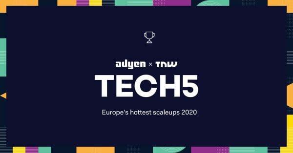 Tech5 competición de startups