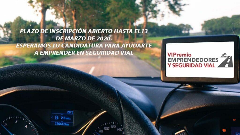 VI Premio Emprendedores y Seguridad Vial