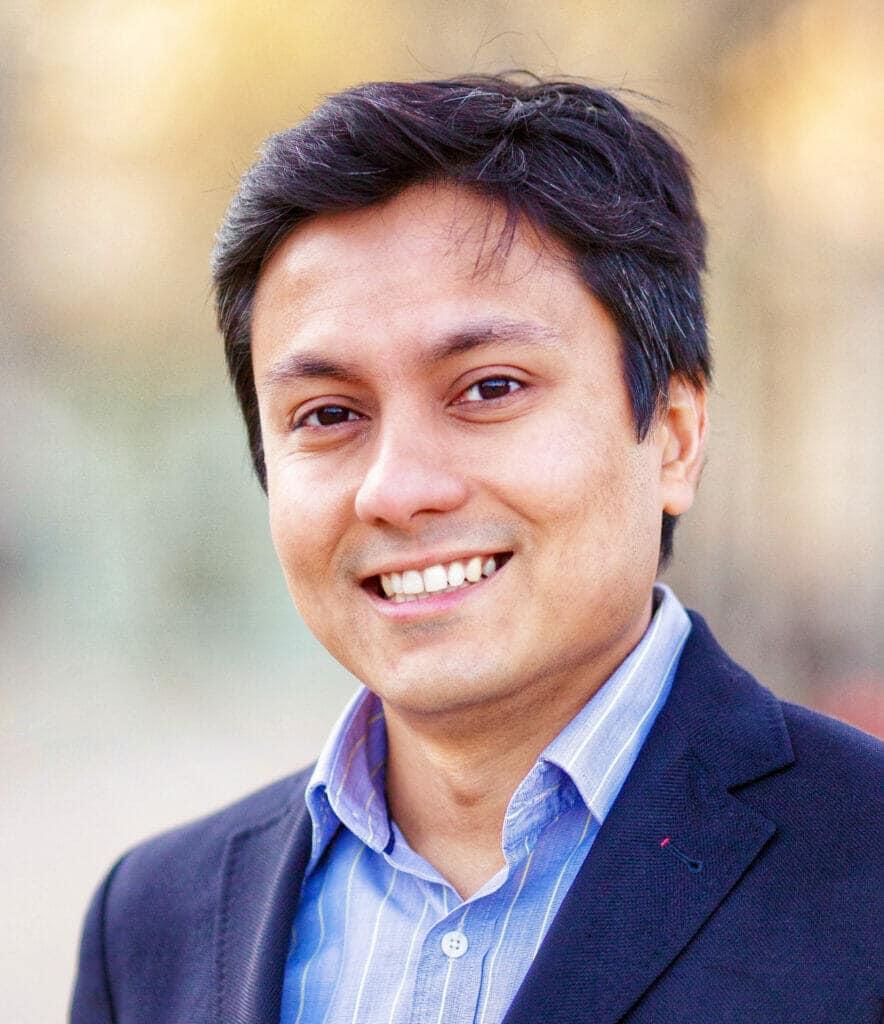 Anindya Saha - Socio fundador de Nero Ventures.