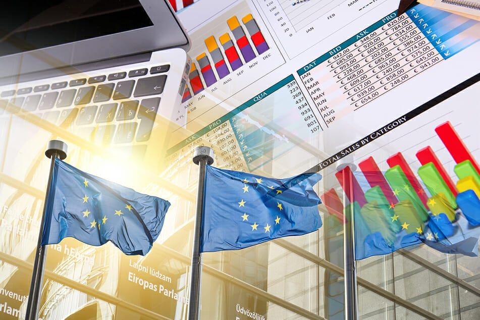 El coronavirus provocará una fuerte recesión en la zona euro.