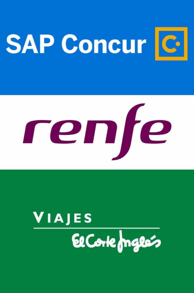 SAP Concur se alía con Renfe y Viajes El Corte Inglés.
