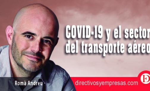 COVID-19 y el transporte aéreo: las lecciones aprendidas