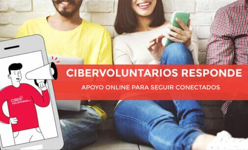 Una red de cibervoluntarios: apoyo altruista tecnológico