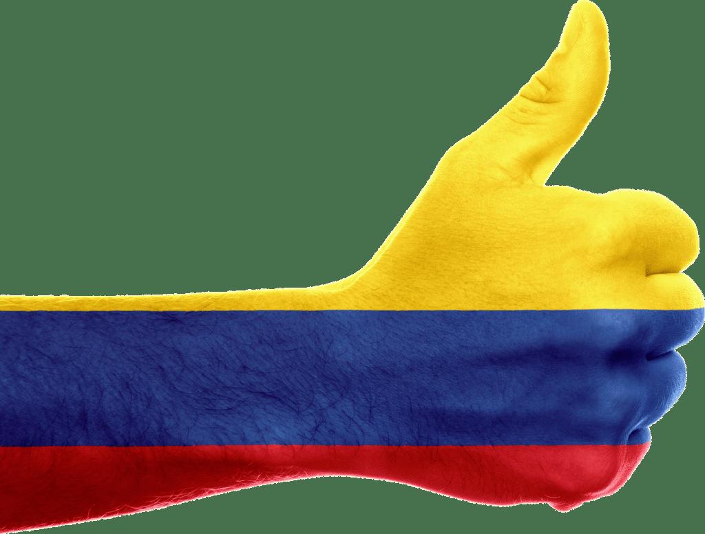 Colombia toma medidas eficaces frente al coronavirus.