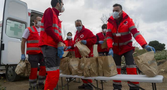 Fundación Telefónica y Cruz Roja se unen frente al coronavirus