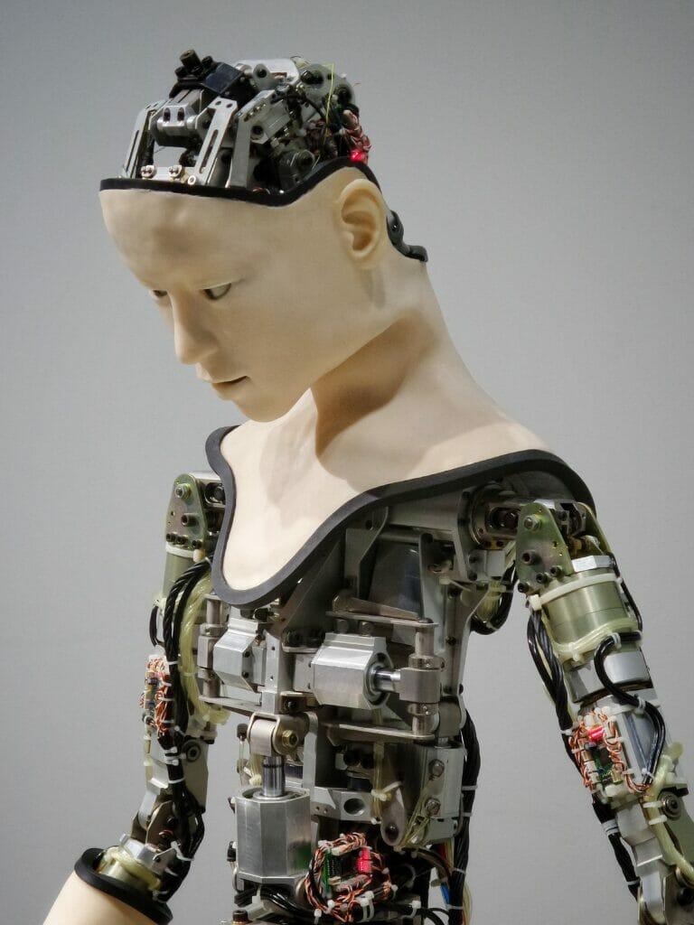 emociones en los robots