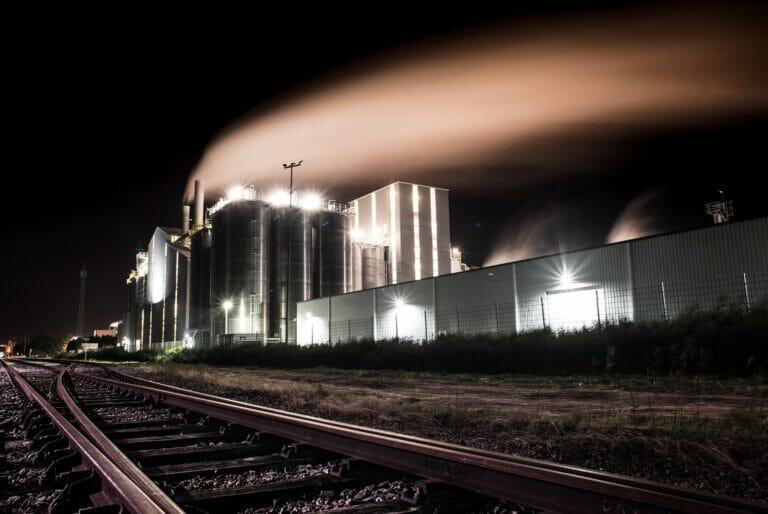 factoría industrial