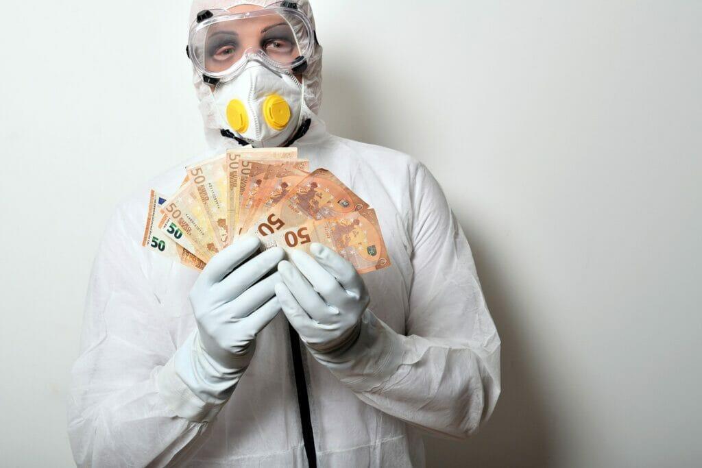 finanzas durante el coronavirus