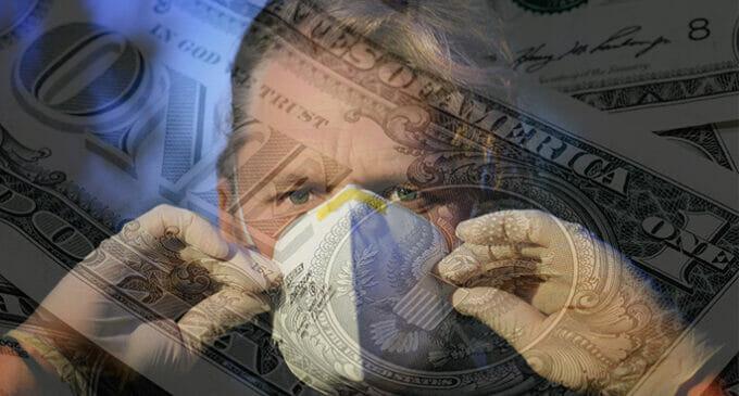 Divisas: el dólar es otra víctima más del coronavirus
