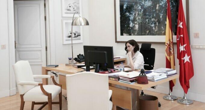 Las peticiones expresas de Díaz Ayuso al Gobierno de España