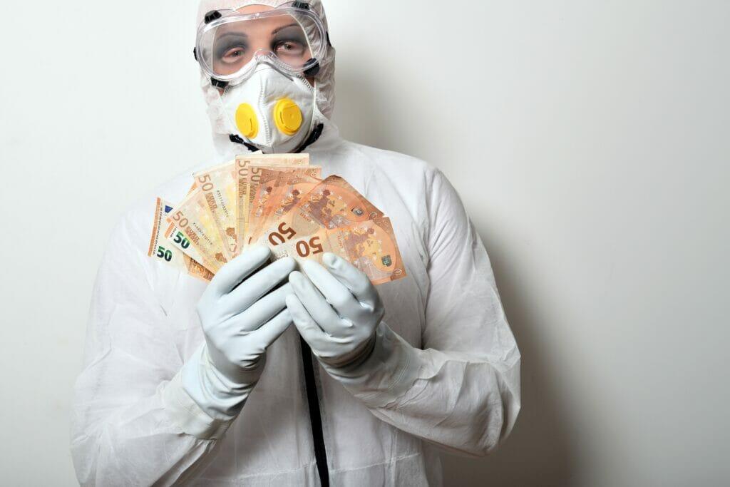 Impacto económico y turístico del coronavirus.