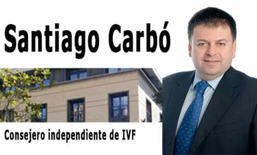 Santiago Carbó, nuevo consejero independiente del IVF