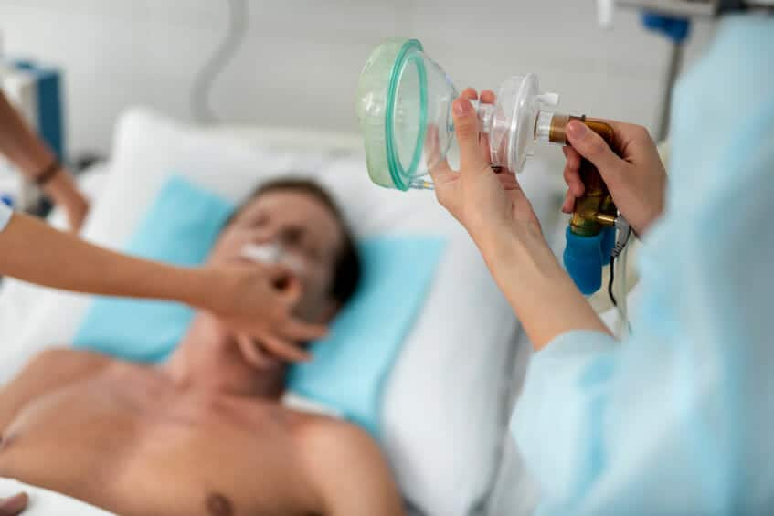 respirador para Covid-19