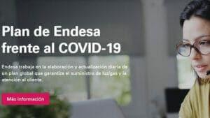 plan de Endesa Covid-19