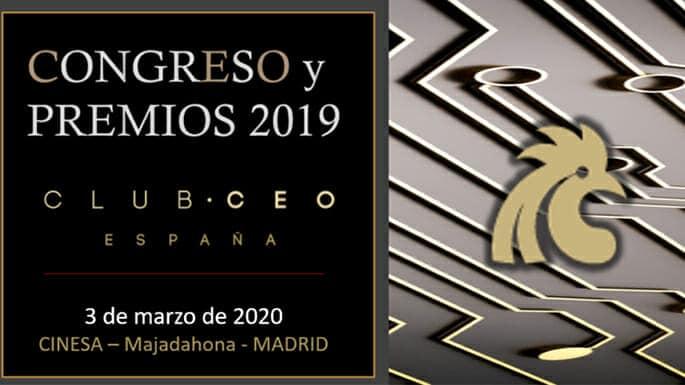 premios Club CEO 2020