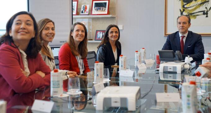 Santander Reencuentra: empleabilidad tras la maternidad