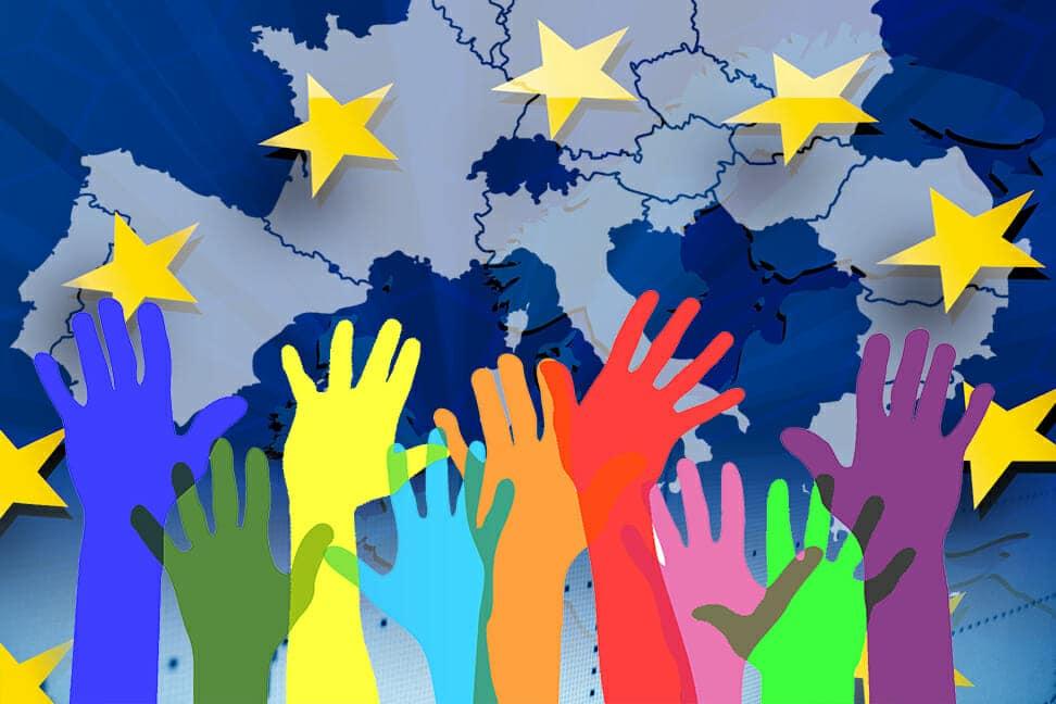Los países de la eurozona piden ayuda a la UE para combatir al coronavirus.
