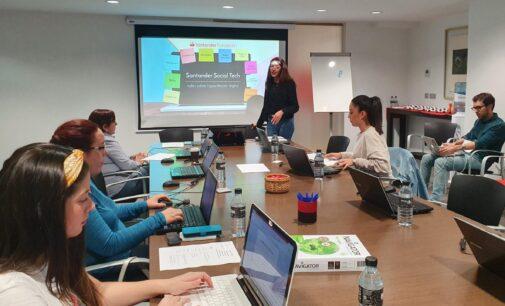 Santander dedica un programa para impulsar la digitalización en ONGs