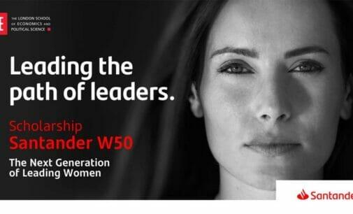 Santander lleva a Londres su programa de liderazgo femenino W50