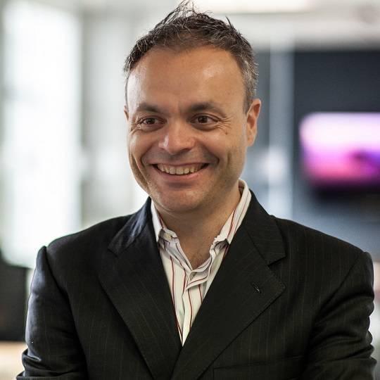 Enrique Díaz Álvarez - Director de Estrategia de Ebury