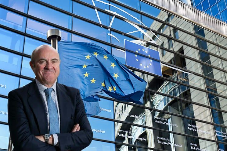Luis de Guindos, vicepresidente del Banco Central Europeo
