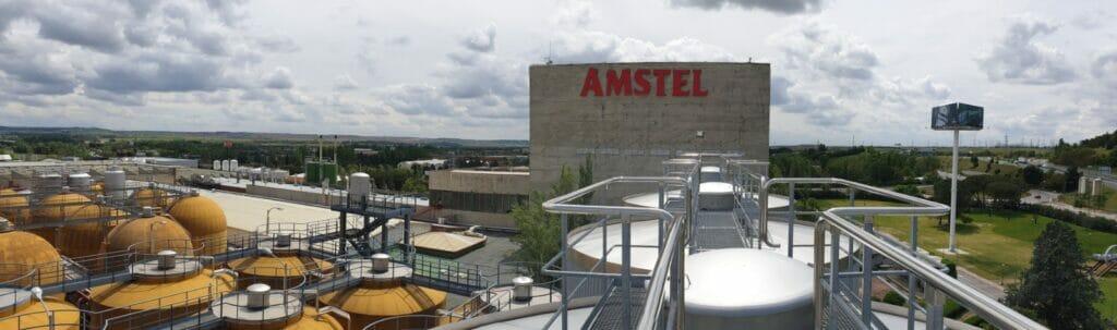 Amstel dona a Madrid 10.000 litros de etanol
