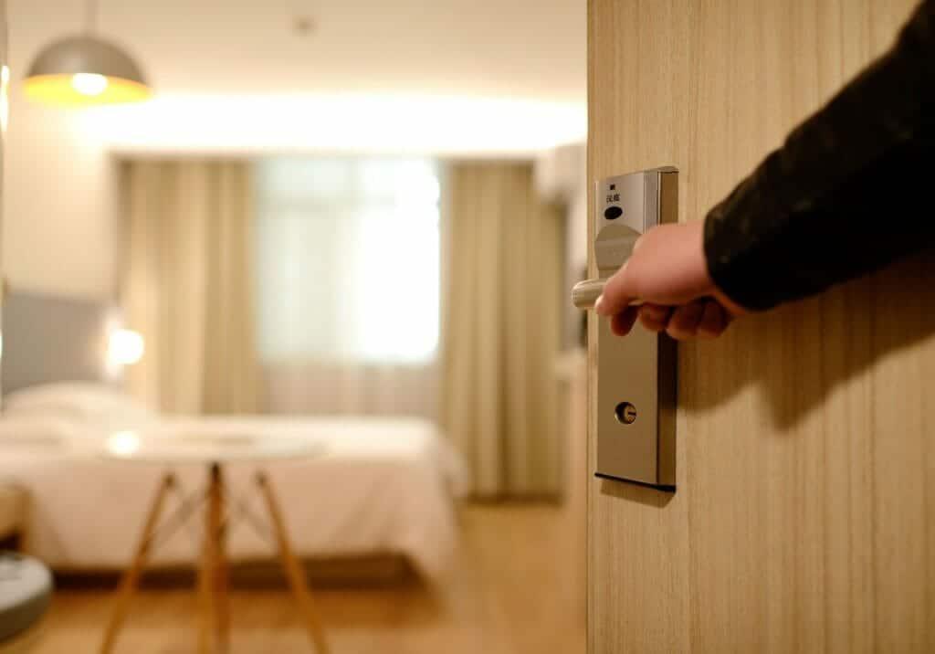 apertura de hoteles en la desescalada