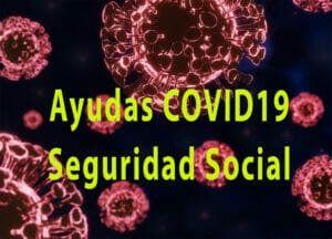 Ayudas Covid19 seguridad social