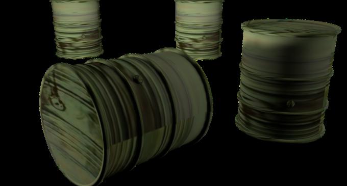Caída histórica de los precios del petróleo: problemas de almacenamiento