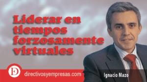 Ignacio Mazo, Director de la Práctica de Liderazgo y Management de BTS