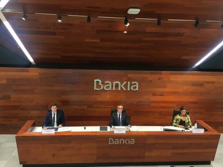 Resultatos 1t 2020 de Bankia