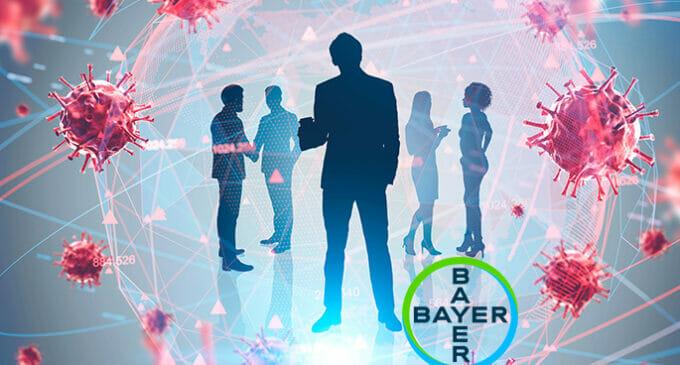 La contribución de Bayer a la crisis sanitaria en España