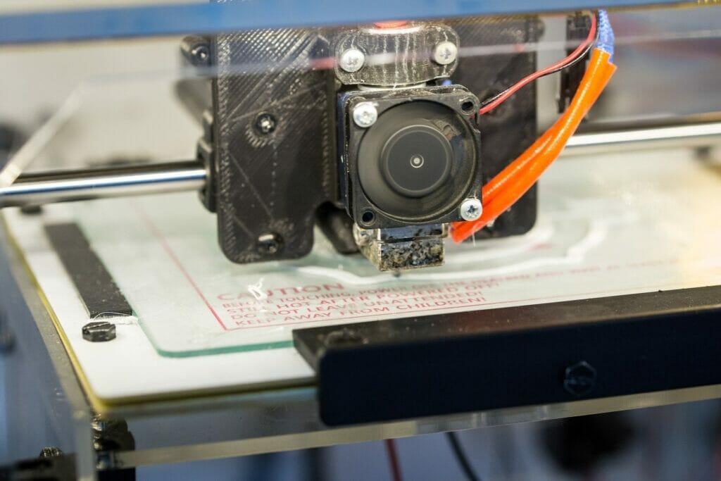 impresión 3D para material sanitario